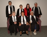 Elders in Regalia
